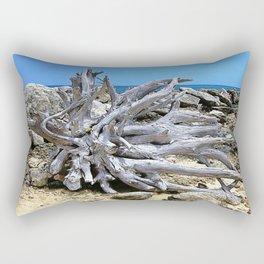 Bermuda  Driftwood Rectangular Pillow