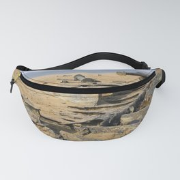 1917 WRECK OF THE STEAMSHIP BELEM NORTH CORNWALL Fanny Pack