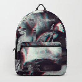 Abstract fractions of Zeus Backpack