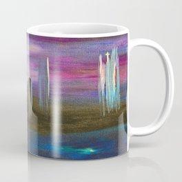 """Nightscape #1"" Painting Coffee Mug"