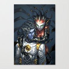 Reboot Canvas Print