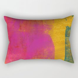 Abstract No. 393 Rectangular Pillow
