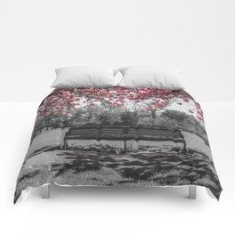 Cherry Blossom Comforters