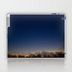 Worlds Collide Laptop & iPad Skin