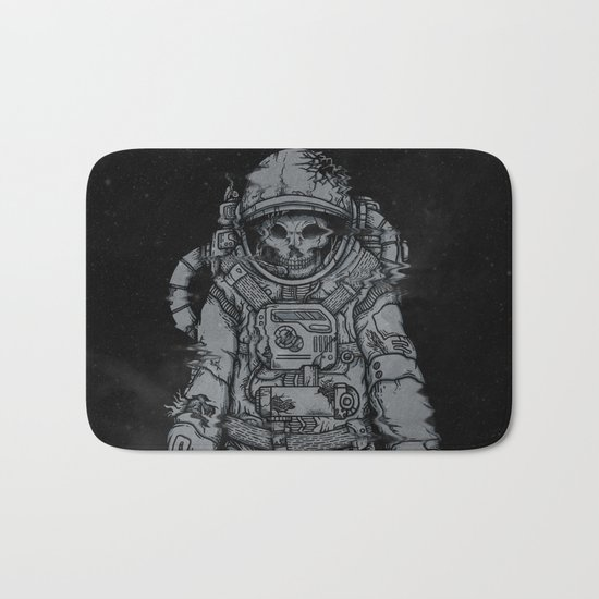 forgotten astronaut Bath Mat