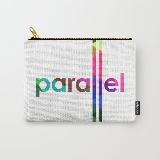 Parallel Carry-All Pouch