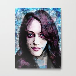 Kat Dennings 2014 -2 Metal Print