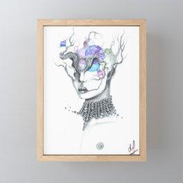 Third Eye Energy Framed Mini Art Print