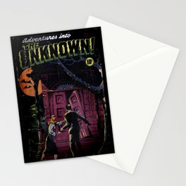 THE UNKNOWN (1948) Stationery Cards
