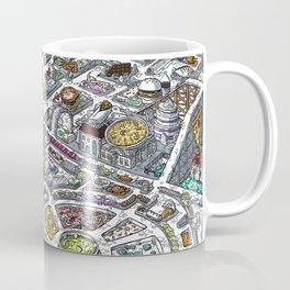 FOOD MAZE Coffee Mug