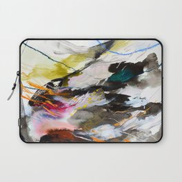Day 56: Move gently with nature and things will fall into their rightful place. Laptop Sleeve