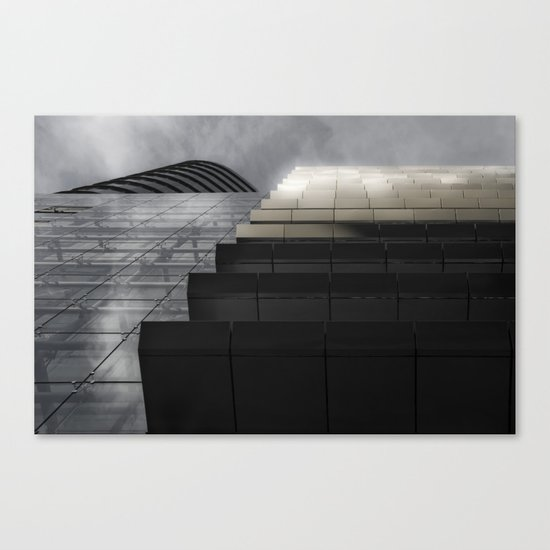 Builds 1 Canvas Print