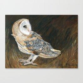 The Night Hunter by Teresa Thompson Canvas Print