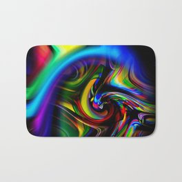 Abstract Perfection 19 Bath Mat