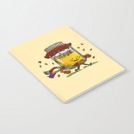 Fall Jam Notebook