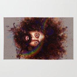 Reggie Watts Rug