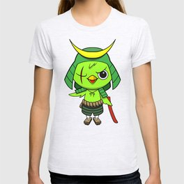 Samurai Bird T-shirt