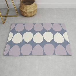 Wilma in Lilac and Ivory Rug