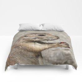 Prairiedog_20170401_by_JAMFoto Comforters