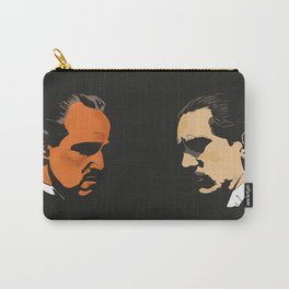 Vito Corleone - The Godfather Part I Carry-All Pouch
