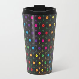 disco records Travel Mug