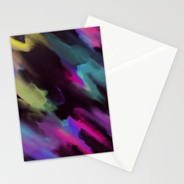 NAMELESS - Punk Leopard Texture Stationery Cards
