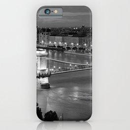 Road trip through beautiful E.U. iPhone Case