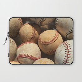 Baseball Obsession Laptop Sleeve