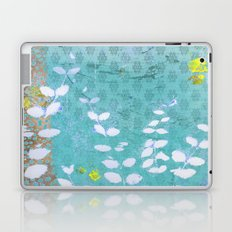 Ferns And Blue Skies Laptop & iPad Skin