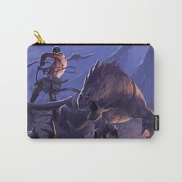 THE BEASTMASTER Carry-All Pouch