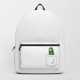 Pickle Rick Pocket! I'm Pickle Riiiiiiiick! Backpack