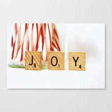 Holiday Joy Canvas Print