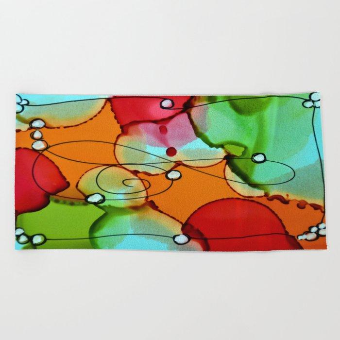 Summer Series I Beach Towel