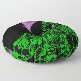 Neptune - tentacles Floor Pillow