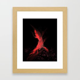Abscission Framed Art Print