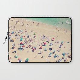 beach summer in love Laptop Sleeve