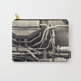 Jet Engine Mechanics Carry-All Pouch