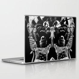 Skull graphic design Laptop & iPad Skin
