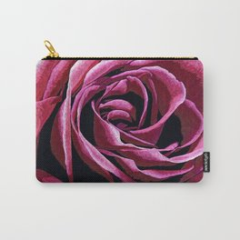 Rose Sketch Carry-All Pouch