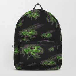 Housefly GHOST GREEN Backpack