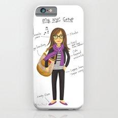 My New York City Getup! Slim Case iPhone 6s