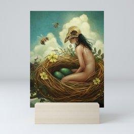 The Nest Mini Art Print