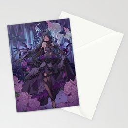 Homura Akemi & Kyubey Stationery Cards