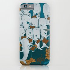 Whale songs Slim Case iPhone 6s