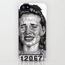 Wowie Zowie!!! iPhone Case