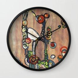Cranium Circus Lights Wall Clock