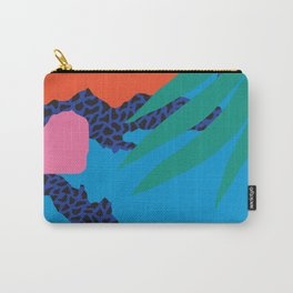 Tropical Cocktail by Zulu Zion Carry-All Pouch