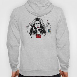 Middle Fingers Up Hoody