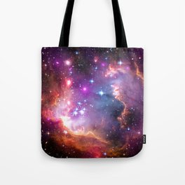 Angelic Galaxy Tote Bag