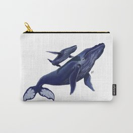 Whale whale whale Carry-All Pouch
